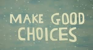 You've got a choice to make!